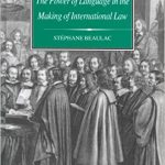 Beaulac s.-Time History and International Law