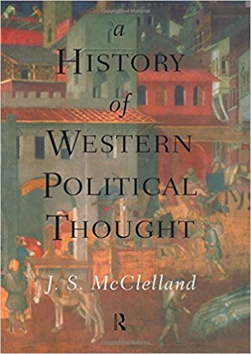 McClelland J.S. -A History of Western Political Thought