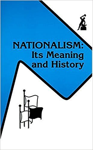 Kohn H.-Nationalism,its meaning and History